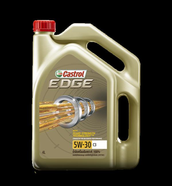 น้ำมันเครื่อง Castrol EDGE 5W-30 C3