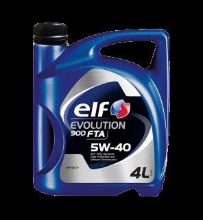 น้ำมันเครื่อง ELF Evolution 900 FTA 5W-40