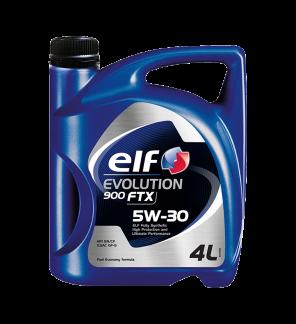 น้ำมันเครื่อง ELF Evolution 900 FTX 5W-30