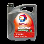 น้ำมันเครื่อง Total Quartz 5000 Future 10W-30