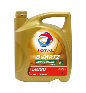 น้ำมันเครื่อง Total Quartz 9000 Future 5W-30
