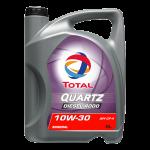 น้ำมันเครื่อง Total Quartz Diesel 4000 10W-30