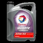 น้ำมันเครื่อง Total Quartz Diesel 4000 20W-50