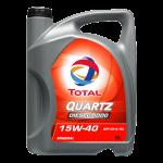 น้ำมันเครื่อง Total Quartz Diesel 5000 15W-40